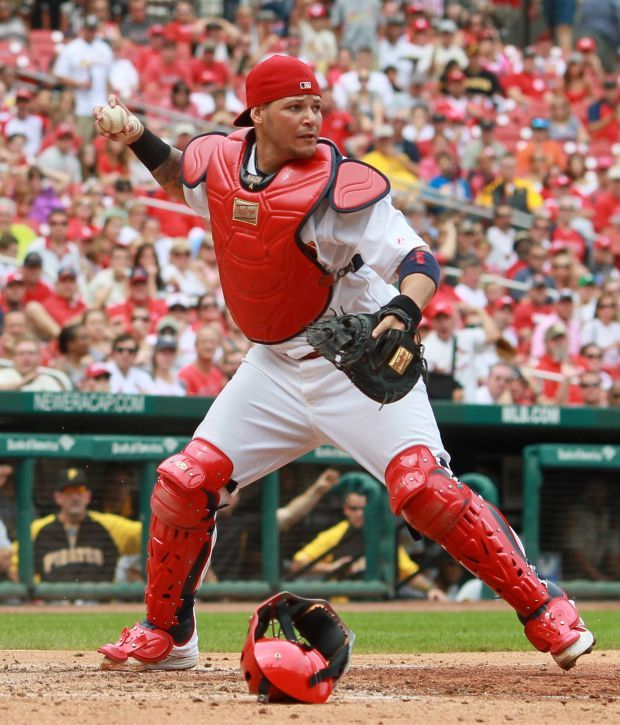 44 Since being here 8 in all Yadier Molina #Cardinals family members came to get me out reasoning with people on this block and 4 of them were disguised as Jean to be silently silenced upstairs & now only 1 has resume play as herself. Yadi is a former Diane Gambino.