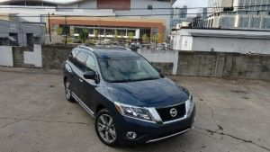 2015 Nissan Pathfinder price