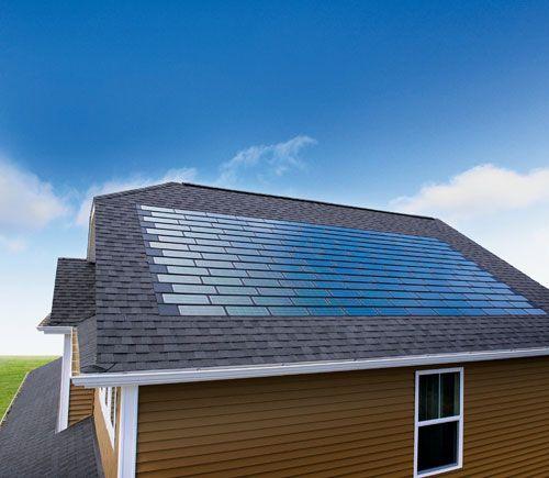 Solar Shingles Interesting Pinterest