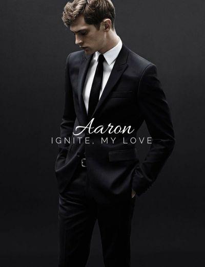 Aaron Warner de Shatter Me