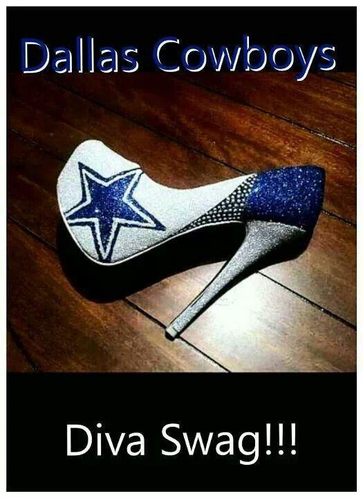 Dallas Cowboys Shoes :-))