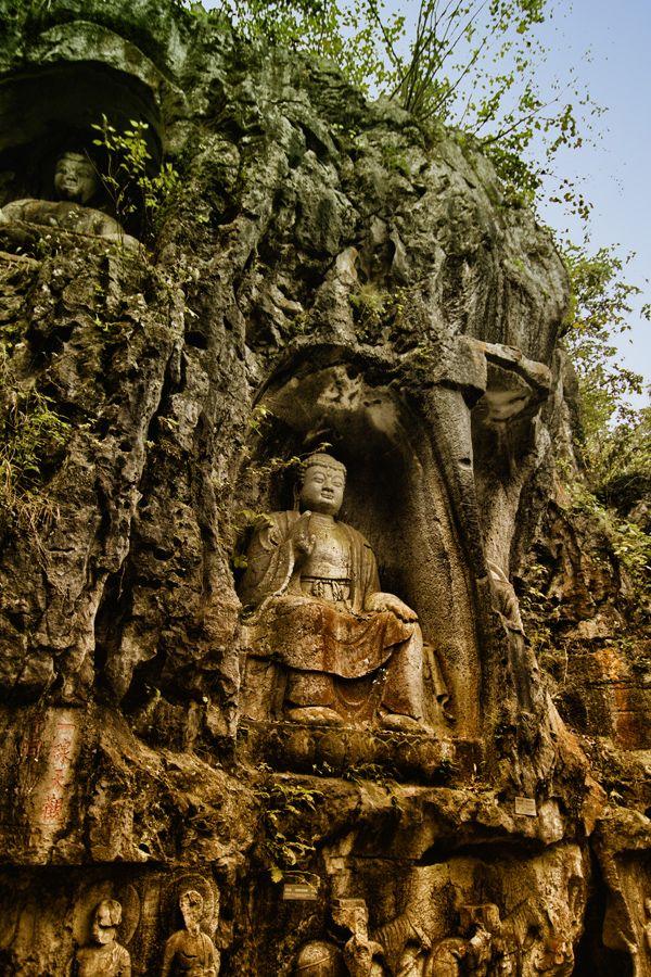 D Budha @ The Rock