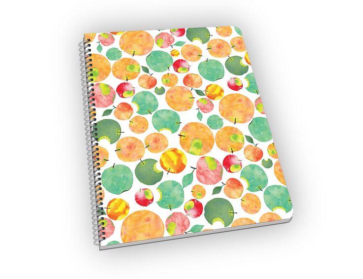 Apples Notebook - School Datebooks