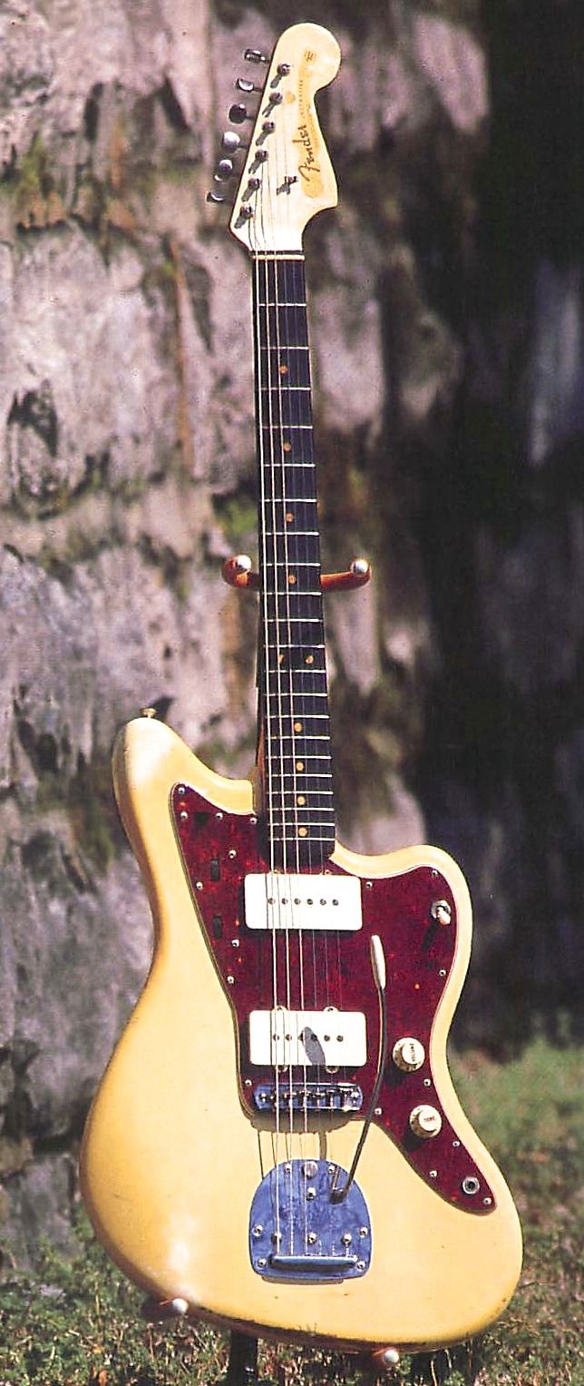 35 Best Guitar Images On Pinterest Guitars Electric And Fender Jaguar Wiring Diagram Hecho 1958 Jazzmaster Wayne Moss Played Roy Orbisons Classic 1964 Oh Pretty