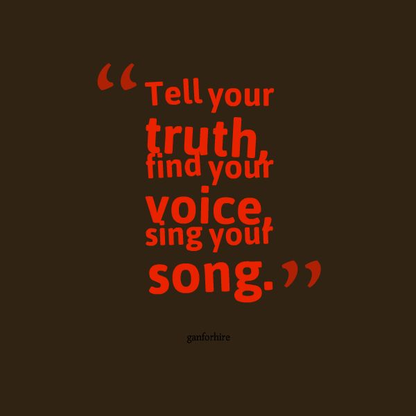Image result for quotes about finding your voice