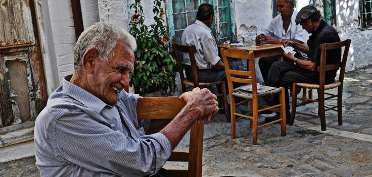 ... slow life at Cretan Villages!  www.cretetravel.com