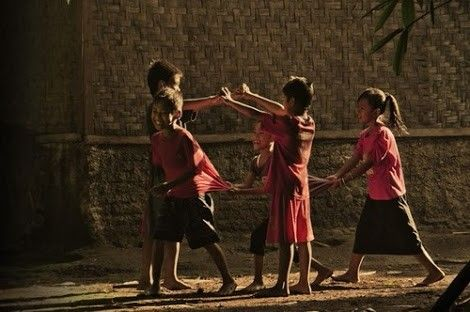 Indonesia traditional game
