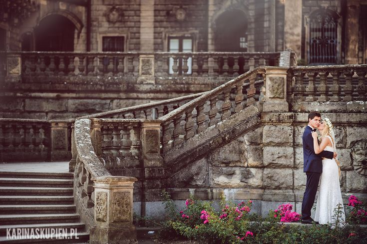 Sesja plenerowa – Zamek Moszna