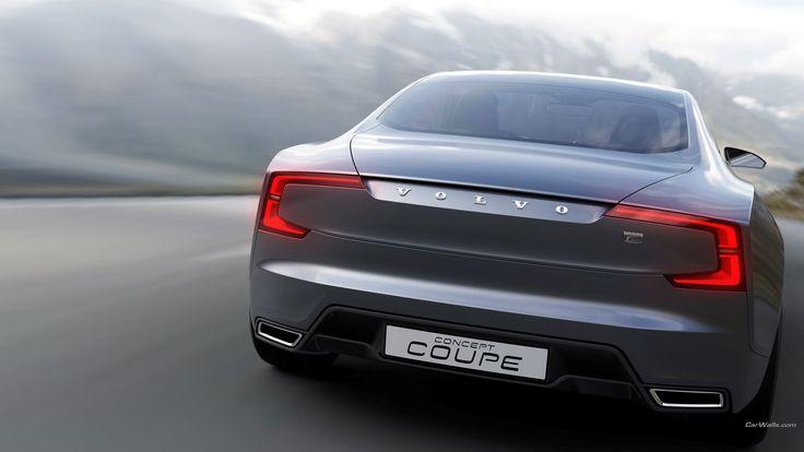 2013 volvo coupe concept  free