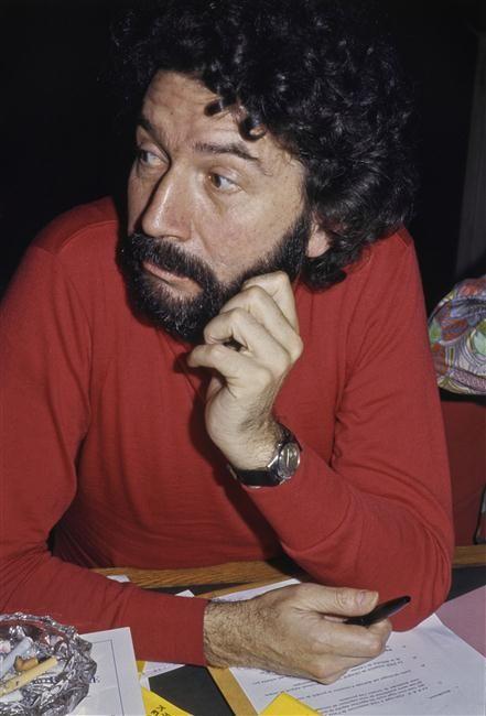 Alain Robbe-Grillet, Paris (Gisèle Freund, 1963)