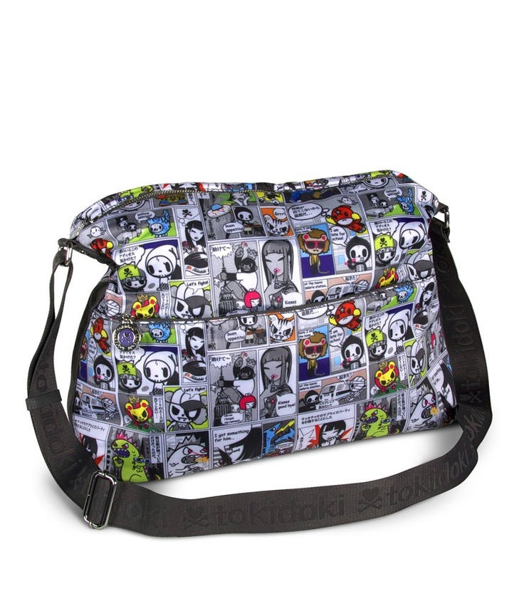 Tokidoki Continental Shoulder Bag 38