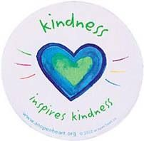 Make a list: Ways to be Kind from Family Matters
