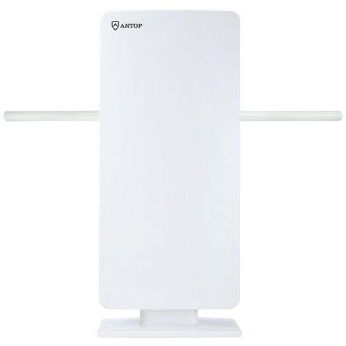 Antop Antenna Inc Flat Panel Smartpass Amplified Indoor And Outdoor Hdtv Antenna