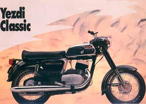 Yezdi Classic!! Timeless Bike!!