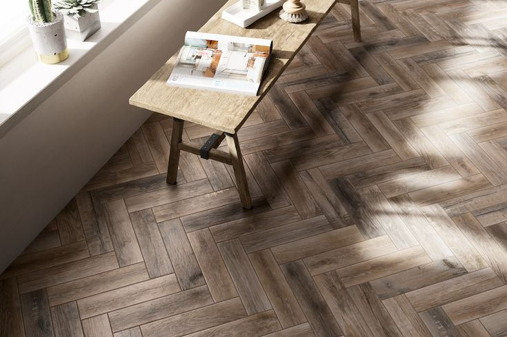 Treverkmade Collection from Gemini Tiles. #parquet
