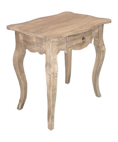 Look what I found on #zulily! Promenade Side Table #zulilyfinds