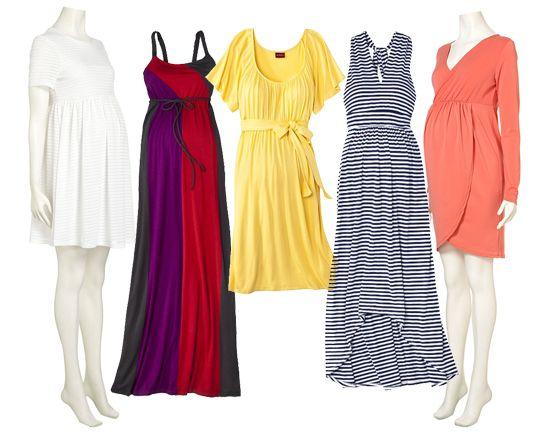 15 Maternity Dresses for Spring
