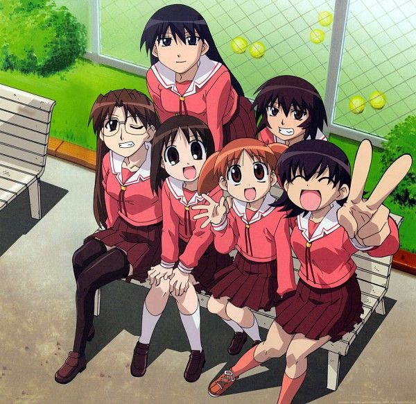 Azumanga Diaoh. I've watched it a million times and I still love it xD