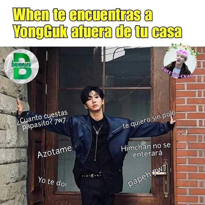 Memes De B A P 2 Afuera De Tu Casa Memes Listas De Lectura Memes En Espanol