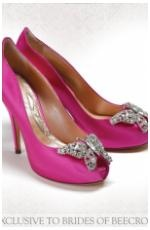 Wedding Day Shoes @ Brides Of Beecroft