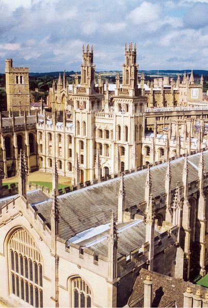 Universidad de Oxford, Oxford, Inglaterra.