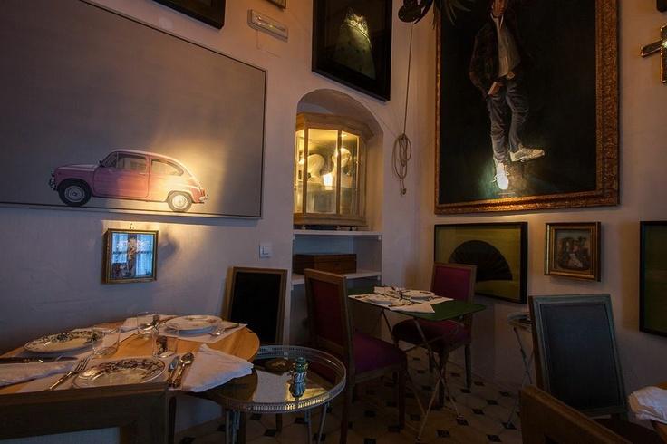 Leonila Restaurant , Vejer de la Frontera , Spain