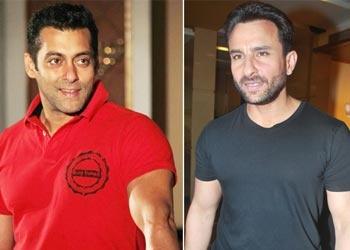 Saif & Salman In Trouble