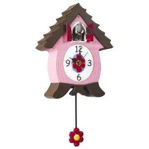 Cute cuckoo clock