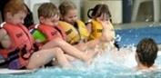 Aquarena Aquatic and Leisure Centre  Swimming fun!