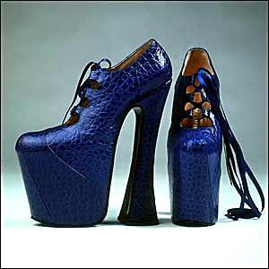 Chaussures originales Vivenne Westwood