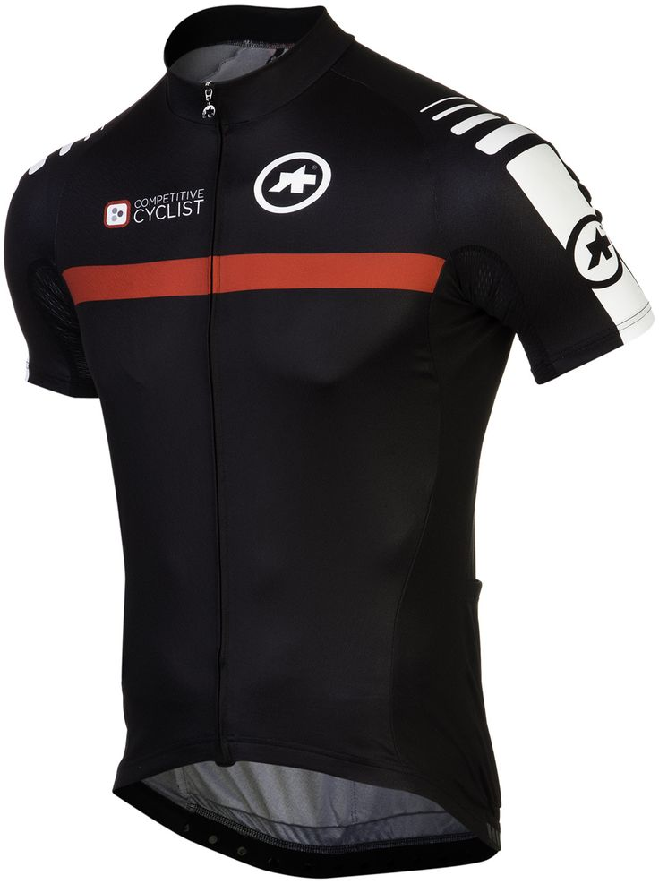 Assos Competitive Cyclist SS Jersey Equipe - Competitive Cyclist