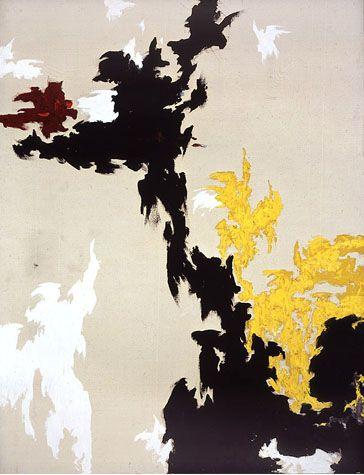 Clifford Still, PH-118, 1947. Oil on canvas. Clifford Still Museum, Denver, Colorado.