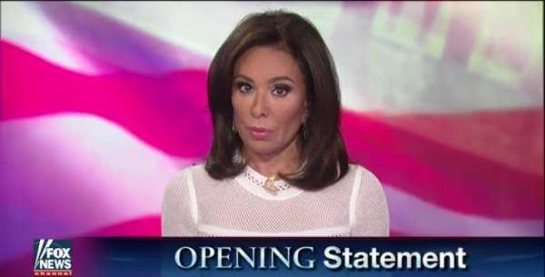 Judge Jeanine Pirro: It's Time to Go After 'Holier Than Thou Comey' For 'Obstruction of Justice, Perjury' (VIDEO) http://www.thegatewaypundit.com/2017/09/judge-jeanine-pirro-time-go-holier-thou-comey-obstruction-justice-perjury-video/