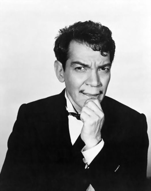 Cantinflas - my mother had a real affinity for this Mexican actor