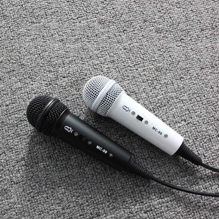 Professional Wired Dynamic Vocal Microphone Mini Portable microfone condensador for IOS Andriod System for Tablet/Desktop/Laptop
