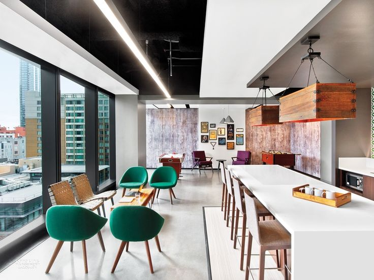 At LinkedIn San Francisco Office By Interior Architects, Graphics Lead The  Way Part 63