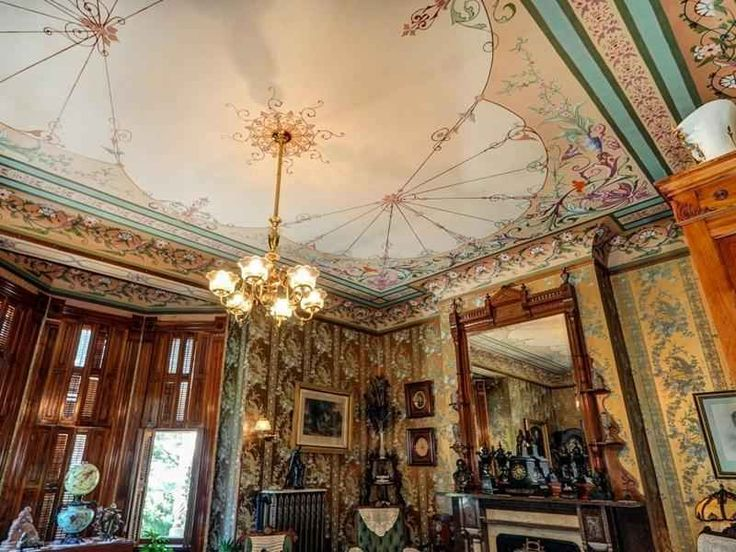 Victorian Walls 2271 best old big houses images on pinterest   victorian
