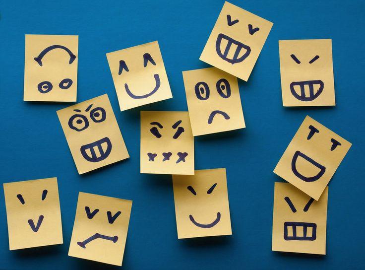 Lista de emociones y sentimientos ▷ Rincón de la Psicología