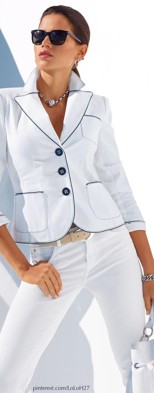 classy it up a little bit, put an undershirt under the jacket and it will be child appropriate :D #teacherwear