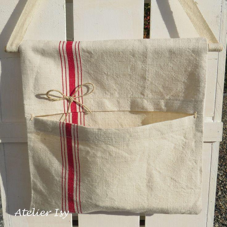 clothespin bag - sac pinces à linges - sacchetto portamollette