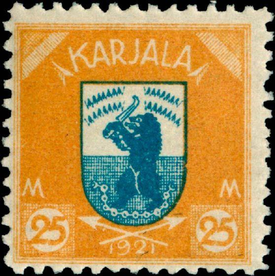 "Karelia 25m 1922, ""Bear"""