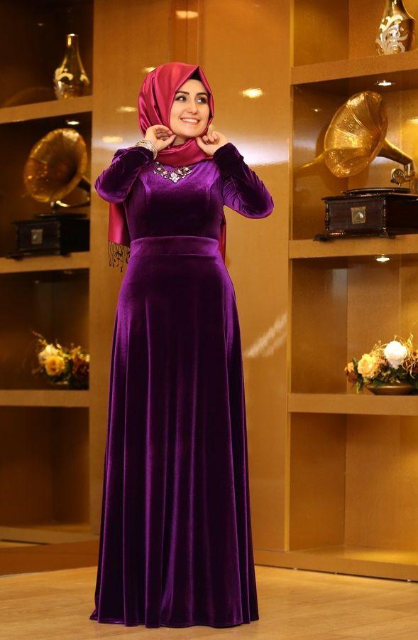 kadife elbise tesettür - Google'da Ara