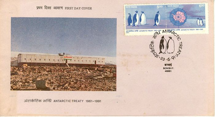 India Antarctic