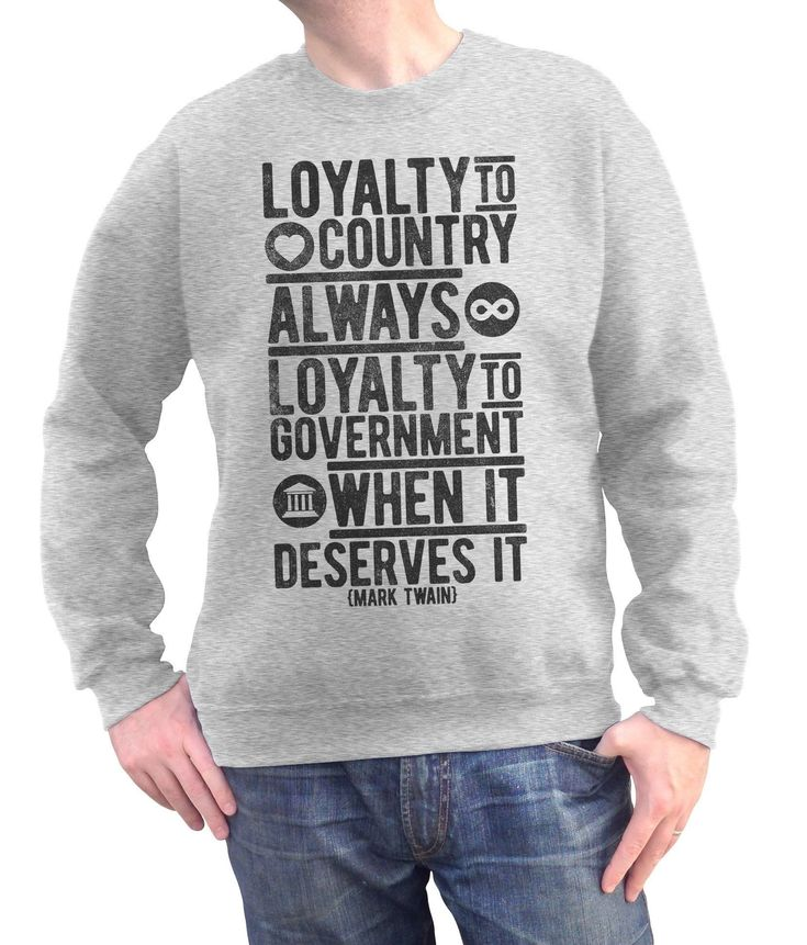 loyalty to country Our country has reached the point where everyone who has supported donald trump must decide where they stand all republicans are loyal to the party first and their country a far distant second.