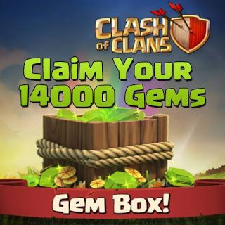 Only work Clash of Clan Gem generator I could find! OMG I'm so happy.