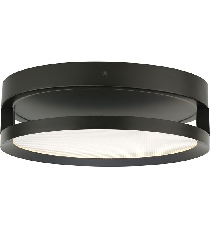 tech lighting finch round 36 inch led flush mount