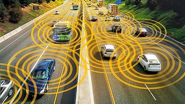 Disso Voce Sabia?: Em 2020 SOMENTE carros que falam entre si serão permitidos nas estradas