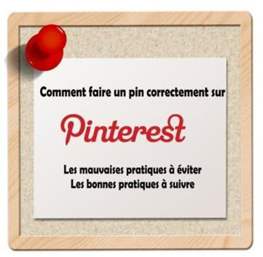 ► Les bonnes pratiques à suivre et celles à éviter sur #Pinterest : Comment Faire un Pin Correctement ! ► lire l'article : http://tomatejoyeuse.blogspot.com/2012/12/pinterest-comment-faire-un-pin.html