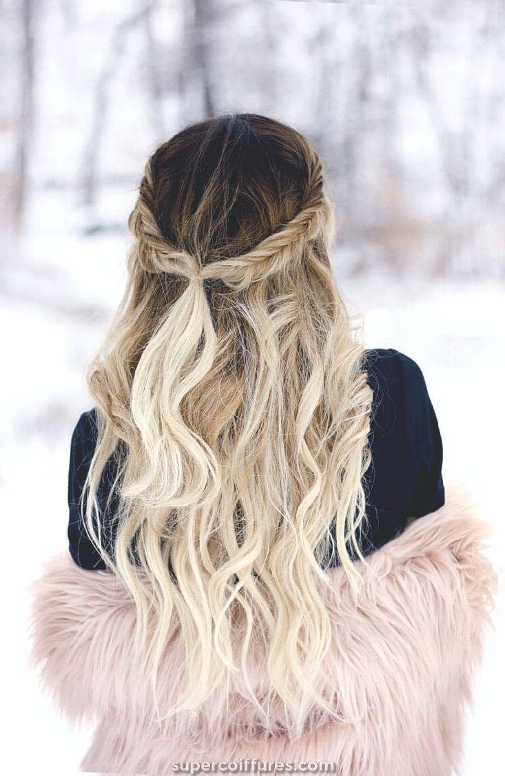 25 Plus Belles Coiffures Blondes Pour Une Princesse Des Temps Modernes Supercoiffures Com Coiffure Blonde Belle Coiffure Coiffure