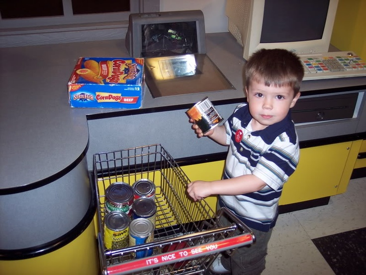Future Mystery Shopper on assignment.